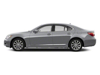 Mercury Metallic 2011 Lexus LS 460 Pictures LS 460 Sedan 4D LS460L photos side view