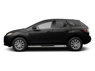 Brilliant Black 2011 Mazda CX-7 Pictures CX-7 Utility 4D s GT photos side view