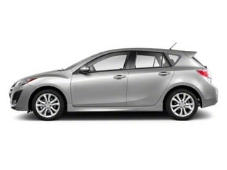 Liquid Silver Metallic 2011 Mazda Mazda3 Pictures Mazda3 Wagon 5D SPEED photos side view