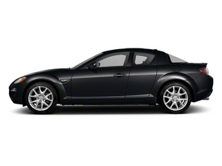 Sparkling Black Mica 2011 Mazda RX-8 Pictures RX-8 Coupe 2D photos side view