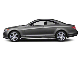 Palladium Silver 2011 Mercedes-Benz CL-Class Pictures CL-Class Coupe 2D CL63 AMG photos side view