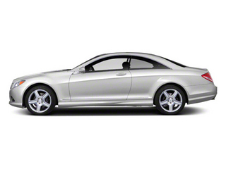 Diamond White Metallic 2011 Mercedes-Benz CL-Class Pictures CL-Class Coupe 2D CL63 AMG photos side view