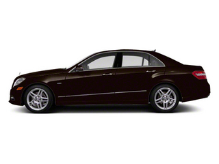 Designo Mocha Black Metallic 2011 Mercedes-Benz E-Class Pictures E-Class Sedan 4D E550 AWD photos side view