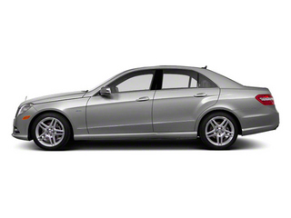 Palladium Silver Metallic 2011 Mercedes-Benz E-Class Pictures E-Class Sedan 4D E550 AWD photos side view
