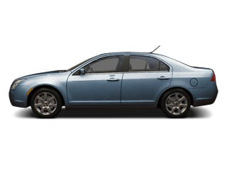 Steel Blue Metallic 2011 Mercury Milan Pictures Milan Sedan 4D photos side view