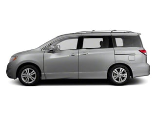 Brilliant Silver 2011 Nissan Quest Pictures Quest Van 3.5 S photos side view