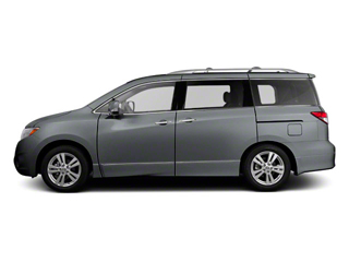 Platinum Graphite 2011 Nissan Quest Pictures Quest Van 3.5 S photos side view