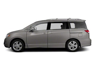 Titanium Beige 2011 Nissan Quest Pictures Quest Van 3.5 SL photos side view