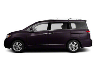 Black Amethyst 2011 Nissan Quest Pictures Quest Van 3.5 SL photos side view