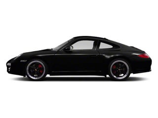 Black 2011 Porsche 911 Pictures 911 Coupe 2D 4S Targa AWD photos side view