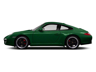 Porsche Racing Green Metallic 2011 Porsche 911 Pictures 911 Coupe 2D 4S Targa AWD photos side view