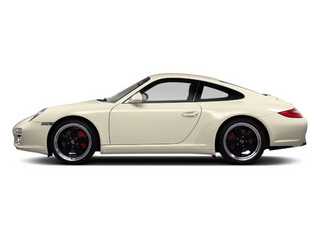 Cream White 2011 Porsche 911 Pictures 911 Coupe 2D 4S Targa AWD photos side view