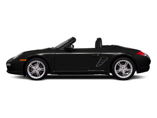 Black 2011 Porsche Boxster Pictures Boxster Roadster 2D photos side view