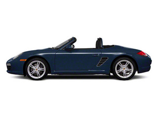 Dark Blue Metallic 2011 Porsche Boxster Pictures Boxster Roadster 2D photos side view