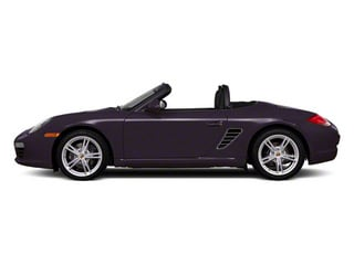 Amethyst Metallic 2011 Porsche Boxster Pictures Boxster Roadster 2D photos side view