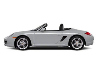 Arctic Silver Metallic 2011 Porsche Boxster Pictures Boxster Roadster 2D photos side view