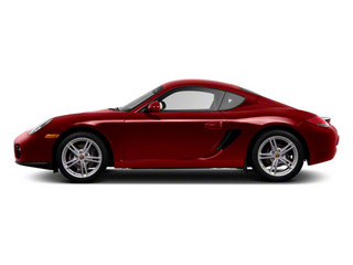 Ruby Red Metallic 2011 Porsche Cayman Pictures Cayman Coupe 2D photos side view