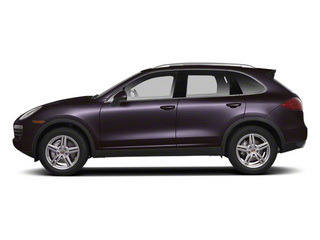 Amethyst Metallic 2011 Porsche Cayenne Pictures Cayenne Utility 4D S AWD (V8) photos side view