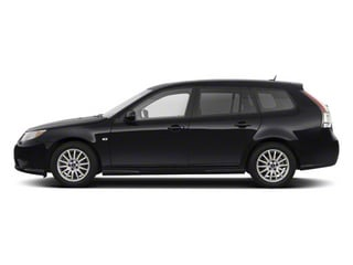 Black 2011 Saab 9-3 Pictures 9-3 Wagon 5D SportCombi Turbo photos side view
