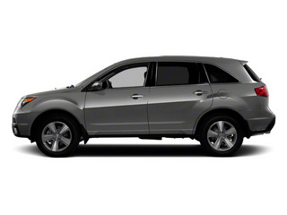 Polished Metal Metallic 2012 Acura MDX Pictures MDX Utility 4D Technology DVD AWD photos side view