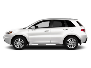Bellanova White Pearl 2012 Acura RDX Pictures RDX Utility 4D 2WD photos side view