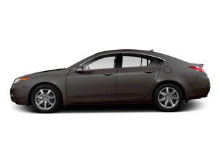 Graphite Luster Metallic 2012 Acura TL Pictures TL Sedan 4D Advance photos side view
