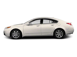 Bellanova White Pearl 2012 Acura TL Pictures TL Sedan 4D Advance photos side view