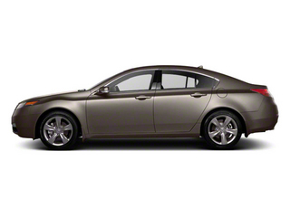 Mayan Bronze Metallic 2012 Acura TL Pictures TL Sedan 4D Advance AWD photos side view