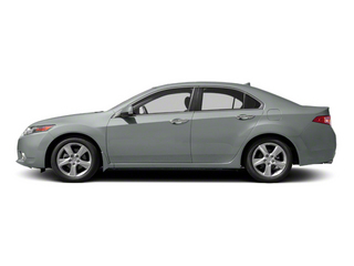 Silver Moon Metallic 2012 Acura TSX Pictures TSX Sedan 4D photos side view