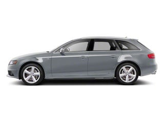Ice Silver Metallic 2012 Audi A4 Pictures A4 Wagon 4D 2.0T Quattro Prestige photos side view