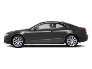 Monsoon Gray Metallic 2012 Audi A5 Pictures A5 Coupe 2D S-Line Quattro photos side view