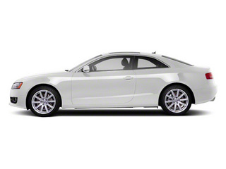 Ibis White 2012 Audi A5 Pictures A5 Coupe 2D S-Line Quattro photos side view