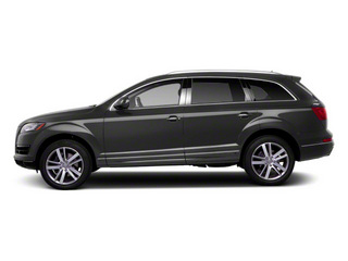 Lava Gray Pearl Effect 2012 Audi Q7 Pictures Q7 Utility 4D 3.0 TDI Prestige S-Line A photos side view