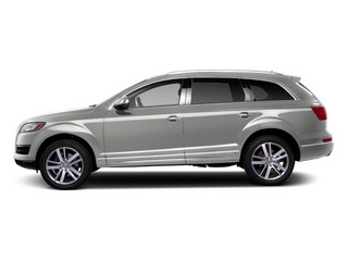 Daytona Gray Pearl Effect 2012 Audi Q7 Pictures Q7 Utility 4D 3.0 TDI Prestige S-Line A photos side view