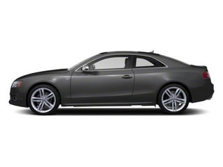 Monsoon Gray Metallic 2012 Audi S5 Pictures S5 Coupe 2D Quattro photos side view