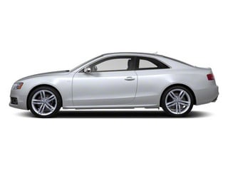 Glacier White Metallic 2012 Audi S5 Pictures S5 Coupe 2D Quattro photos side view