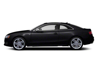 Brilliant Black 2012 Audi S5 Pictures S5 Coupe 2D Quattro photos side view