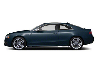 Moonlight Blue Metallic 2012 Audi S5 Pictures S5 Coupe 2D Quattro photos side view