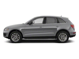 Monsoon Gray Metallic 2012 Audi Q5 Pictures Q5 Utility 4D 2.0T Premium Plus AWD photos side view