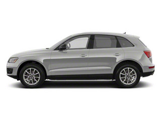Daytona Gray Pearl Effect 2012 Audi Q5 Pictures Q5 Utility 4D 3.2 Prestige AWD photos side view