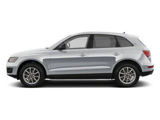 Ice Silver Metallic 2012 Audi Q5 Pictures Q5 Utility 4D 2.0T Premium Plus AWD photos side view