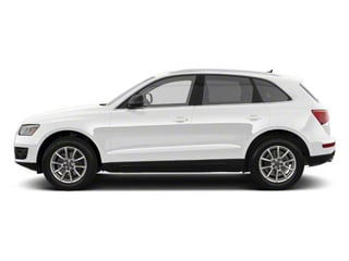 Ibis White 2012 Audi Q5 Pictures Q5 Utility 4D 2.0T Premium Plus AWD photos side view