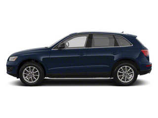 Moonlight Blue Metallic 2012 Audi Q5 Pictures Q5 Utility 4D 2.0T Premium Plus AWD photos side view