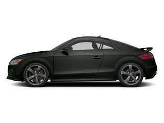 Daytona Gray Pearl 2012 Audi TT RS Pictures TT RS Coupe 2D Quattro photos side view