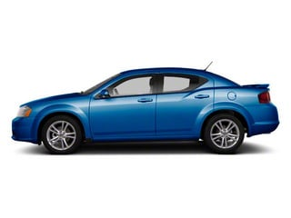 Blue Streak Pearl 2012 Dodge Avenger Pictures Avenger Sedan 4D SXT photos side view