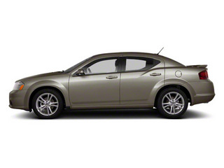 Tungsten Metallic 2012 Dodge Avenger Pictures Avenger Sedan 4D SXT photos side view