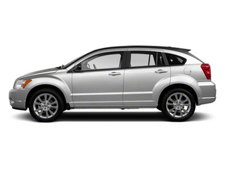 Bright Silver Metallic 2012 Dodge Caliber Pictures Caliber Wagon 4D SXT photos side view