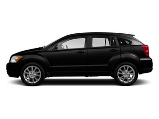 Black 2012 Dodge Caliber Pictures Caliber Wagon 4D Uptown photos side view