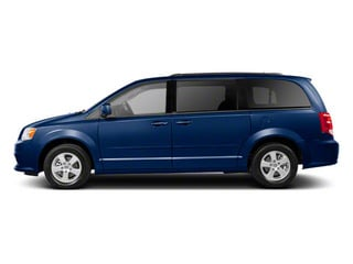 True Blue Pearl 2012 Dodge Grand Caravan Pictures Grand Caravan Grand Caravan SE photos side view