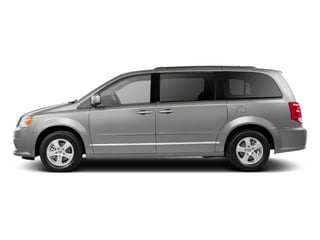 Bright Silver Metallic 2012 Dodge Grand Caravan Pictures Grand Caravan Grand Caravan SE photos side view